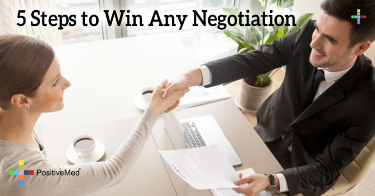 5 Steps to Win Any Negotiation