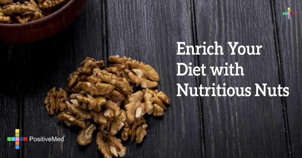 Enrich Your Diet with Nutritious Nuts