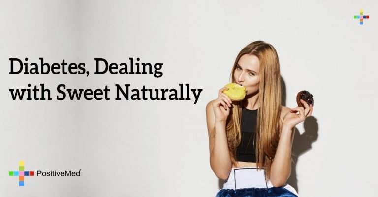 Diabetes, dealing with sweet naturally