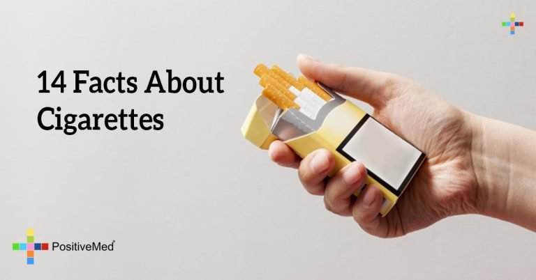 14 Facts About Cigarettes
