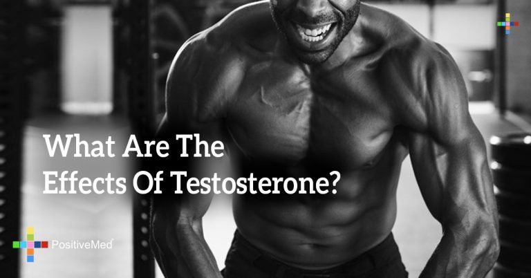 What Are The Effects Of Testosterone?