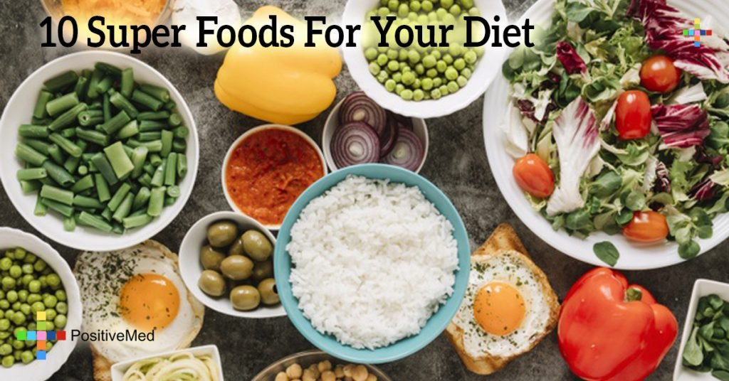 10 Super Foods For Your Diet