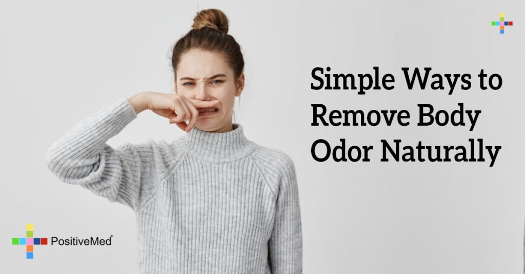 Simple Ways to Remove Body Odor Naturally