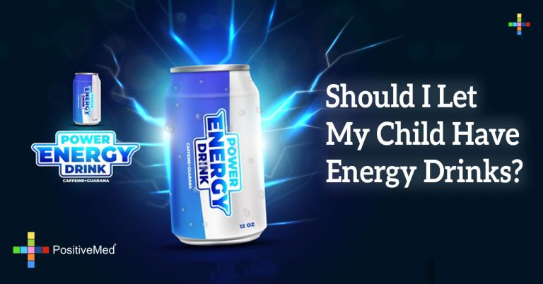 Should I Let My Child Have Energy Drinks?