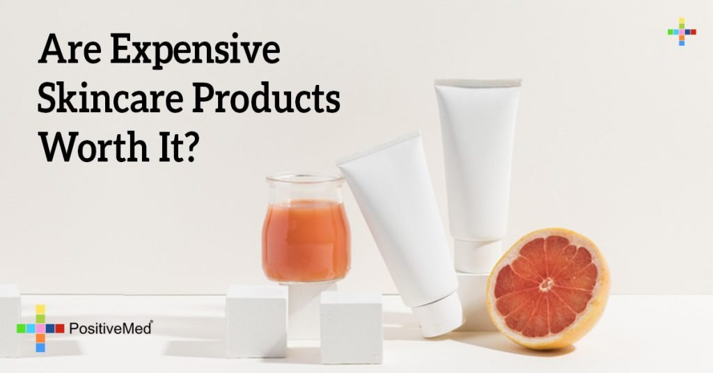 Are Expensive Skincare Products Worth It?
