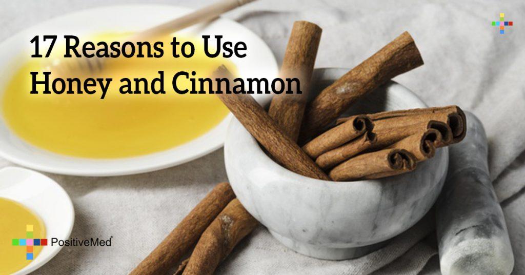 17 Reasons to Use Honey and Cinnamon