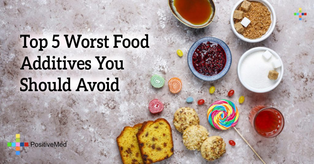 Top 5 Worst Food Additives You Should Avoid