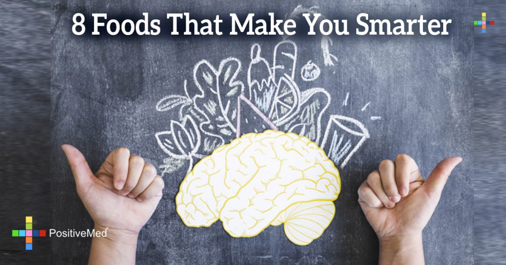 8 Foods That Make You Smarter