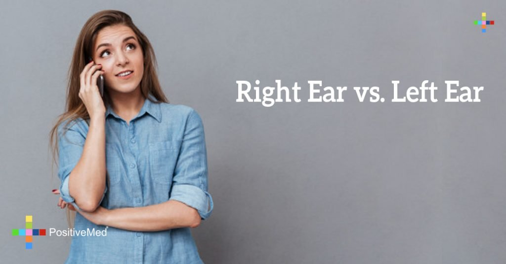 Right Ear vs. Left Ear