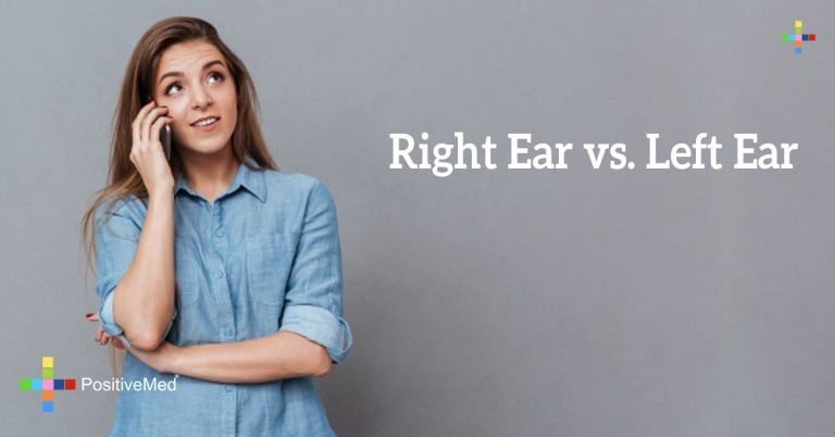 Right Ear vs. Left Ear