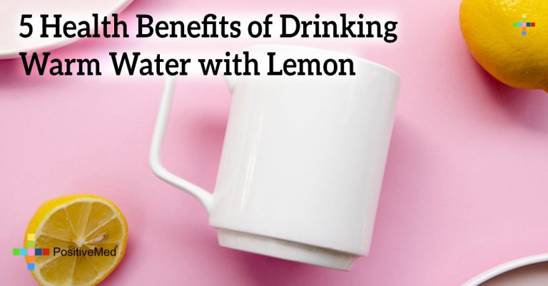 5 Health Benefits of Drinking Warm Water with Lemon