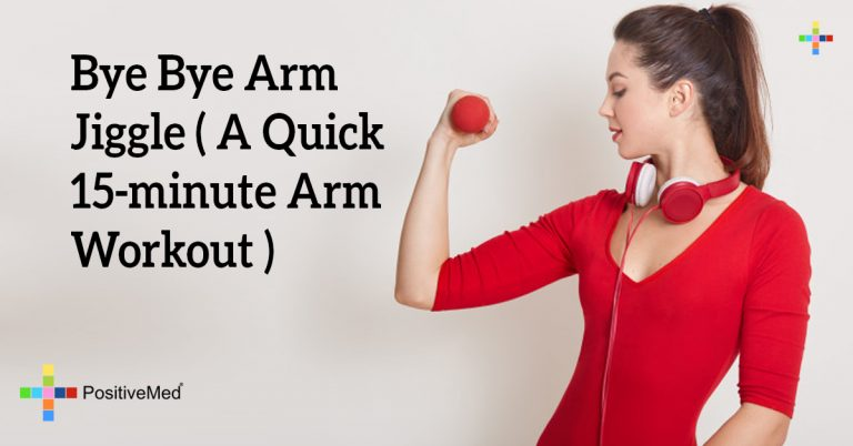 Bye Bye Arm Jiggle ( A Quick 15-minute Arm Workout  )