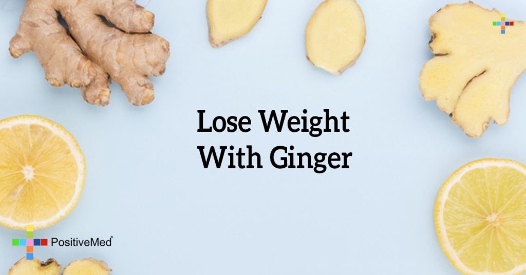Lose Weight With Ginger