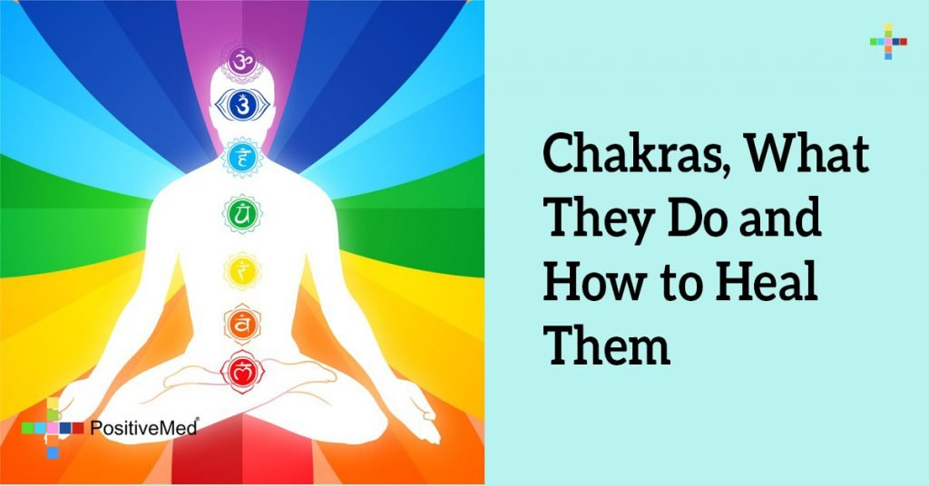 Chakras, What They Do and How to Heal Them