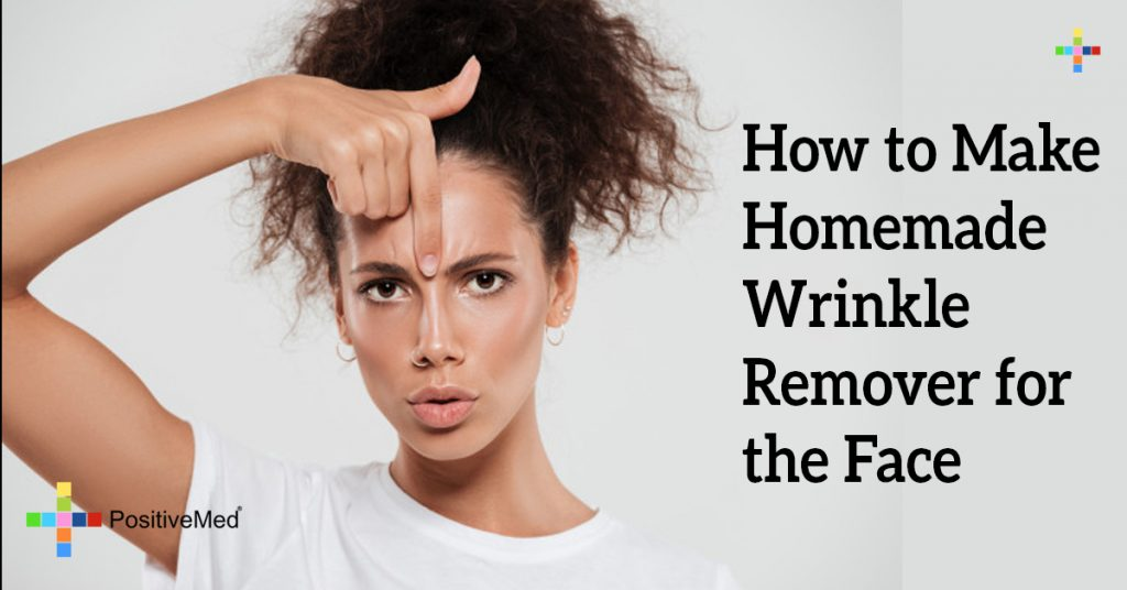 How to Make Homemade Wrinkle Remover for the Face