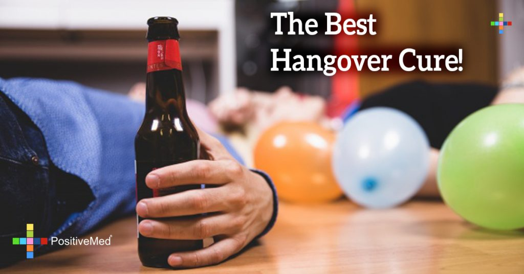 The Best Hangover Cure!
