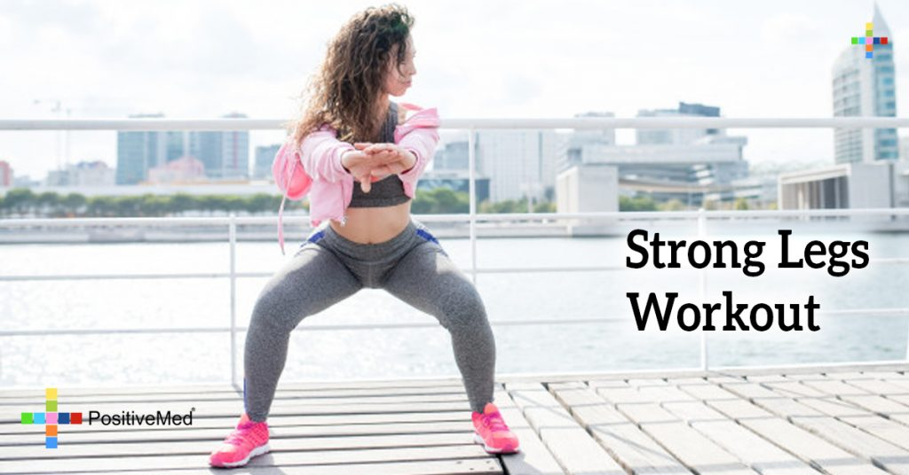 Strong Legs Workout