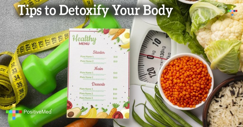 Tips to Detoxify Your Body