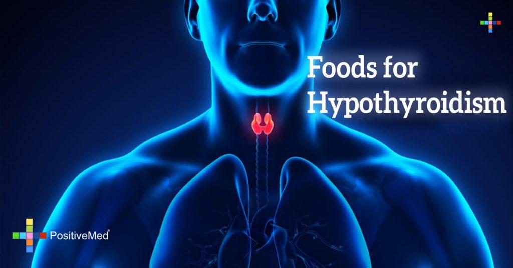 Foods for Hypothyroidism