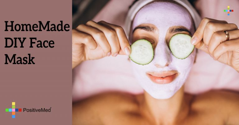 HomeMade DIY Face Mask
