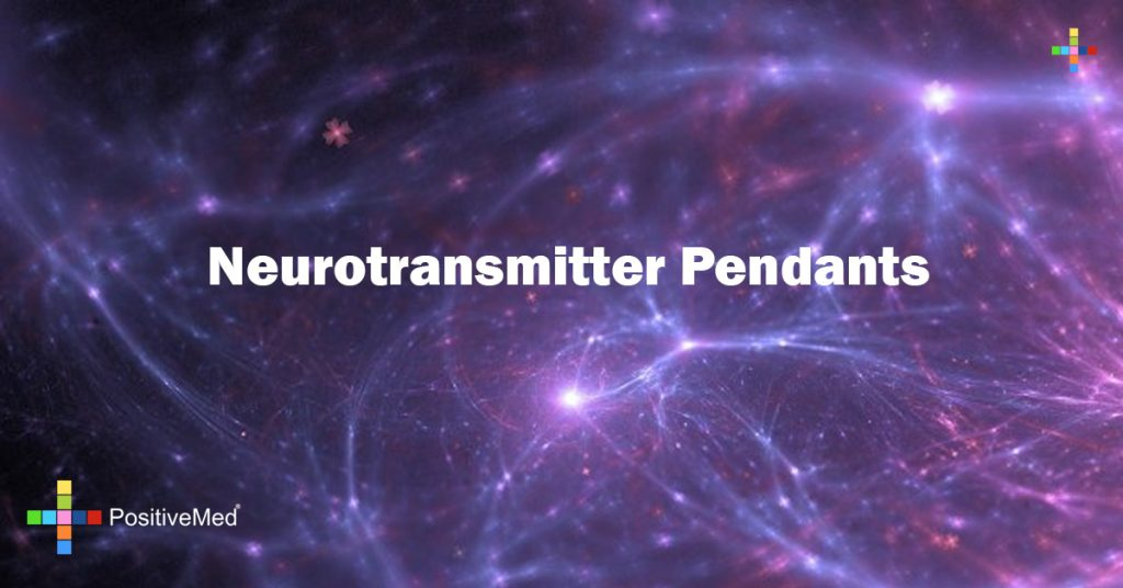Neurotransmitter Pendants