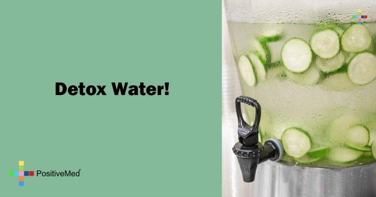 Detox Water!