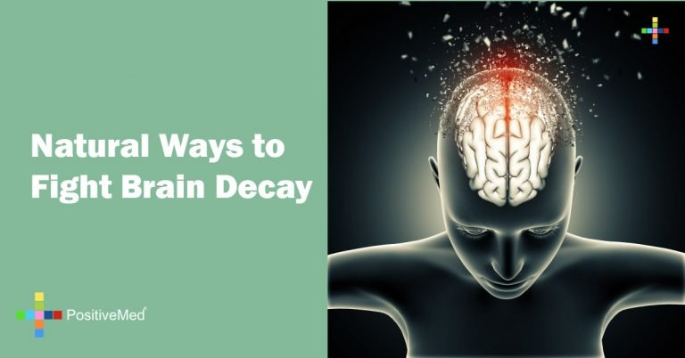 Natural Ways to Fight Brain Decay