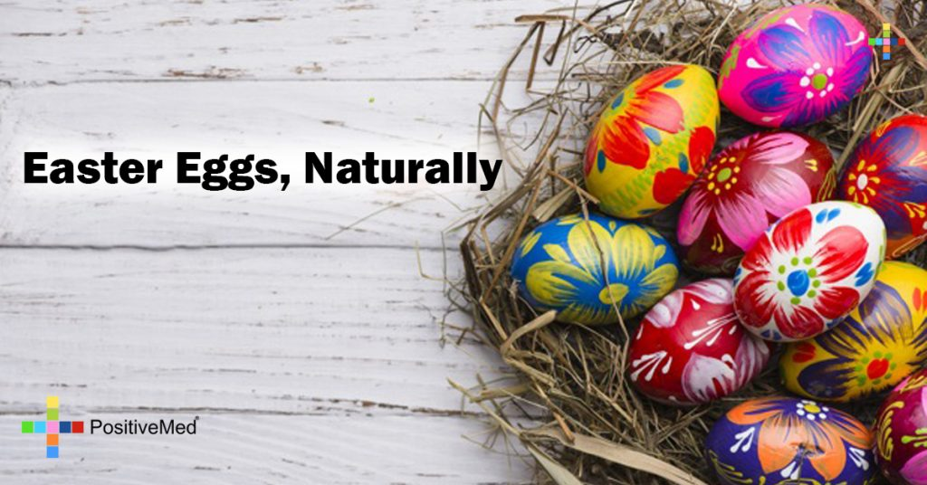 Easter Eggs, Naturally