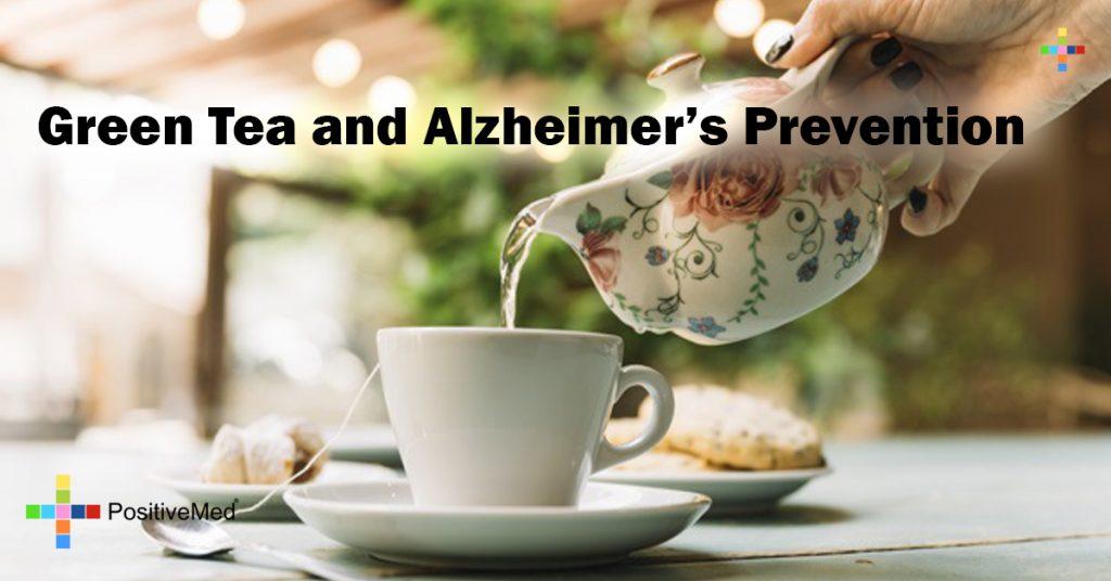 Green Tea and Alzheimer's Prevention