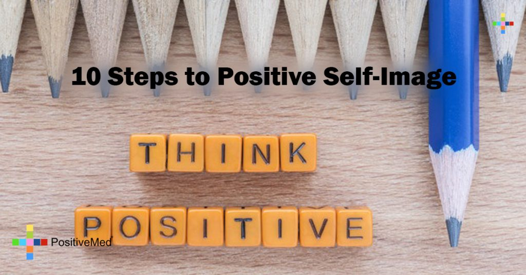 10 Steps to Positive Self-Image