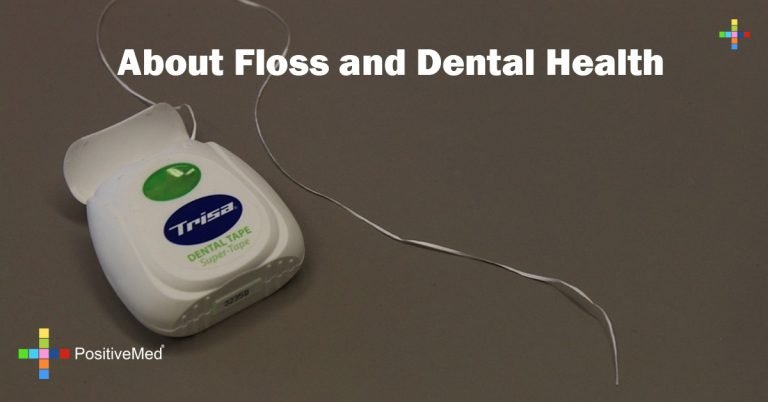 About Floss and Dental Health