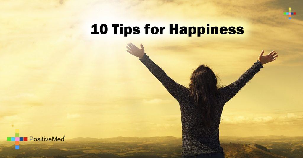 10 Tips for Happiness