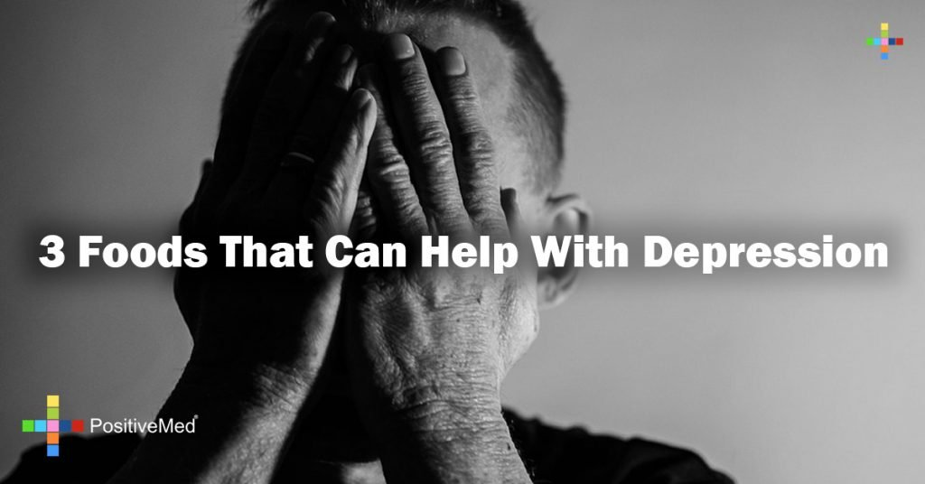 3 Foods That Can Help With Depression
