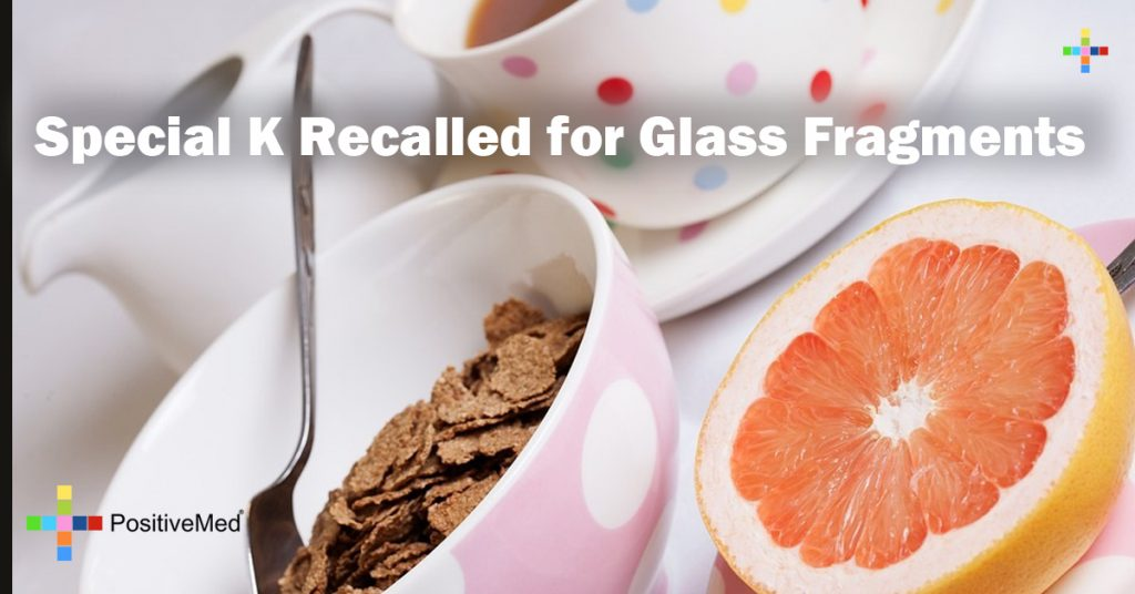 Special K Recalled for Glass Fragments