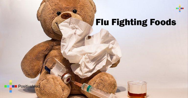 Flu Fighting Foods