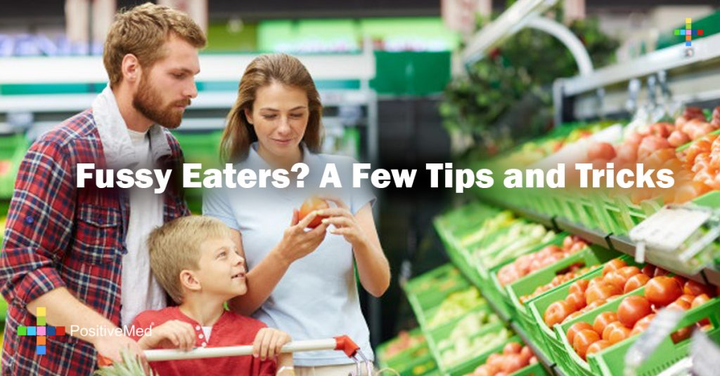 Fussy Eaters? A Few Tips and Tricks