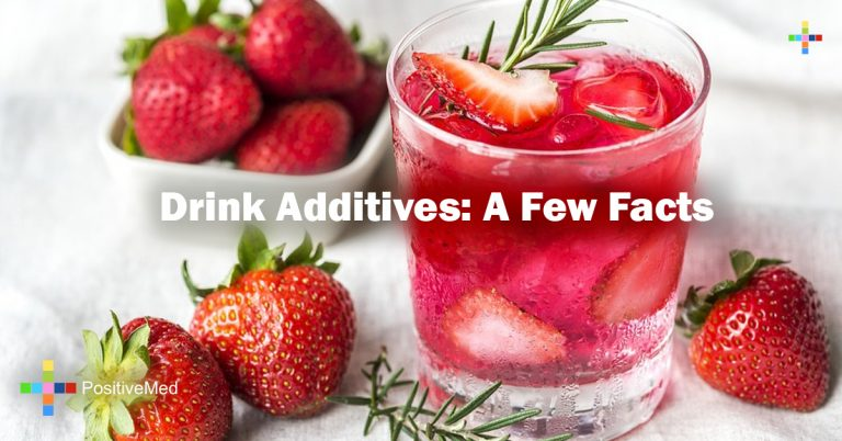 Drink Additives: A Few Facts