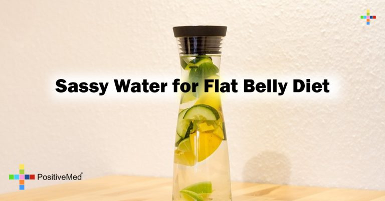 Sassy Water for Flat Belly Diet