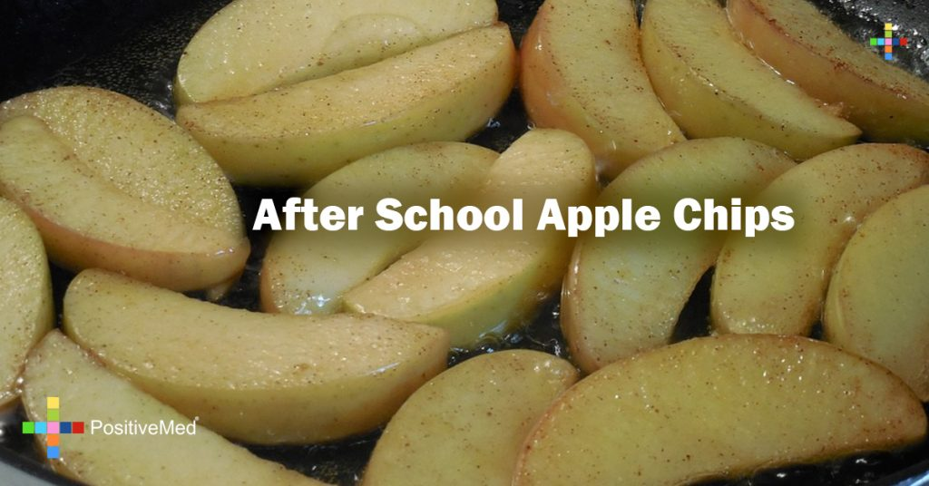 After School Apple Chips