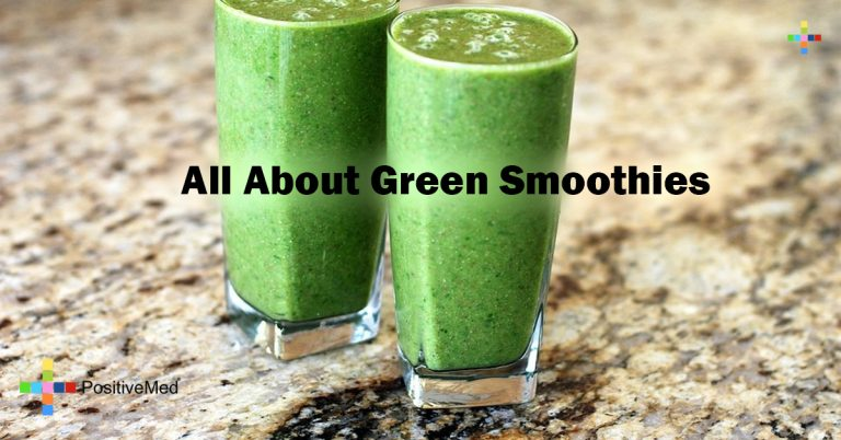All About Green Smoothies