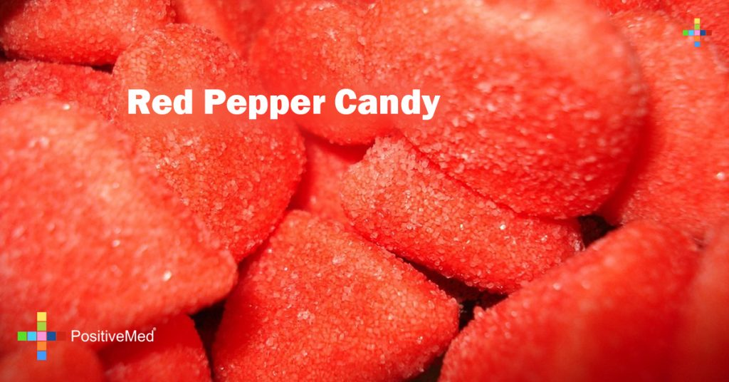 Red Pepper Candy