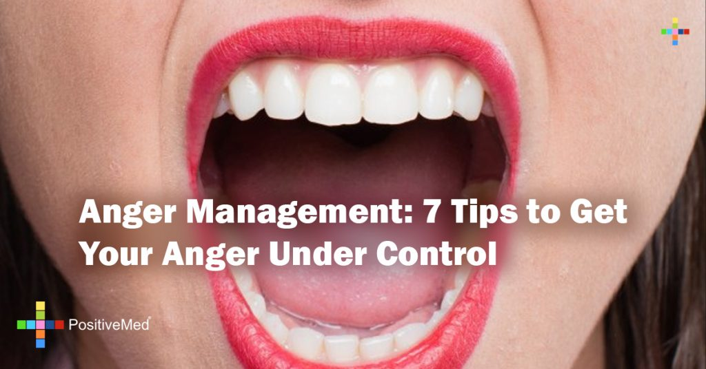 Anger Management: 7 Tips to Get Your Anger Under Control