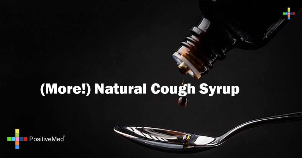 (More!) Natural Cough Syrup