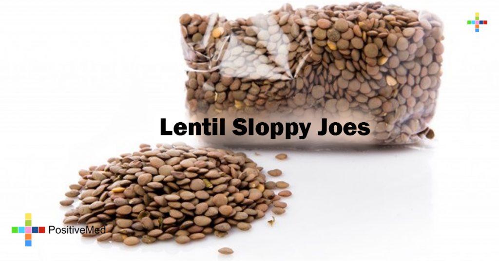 Lentil Sloppy Joes