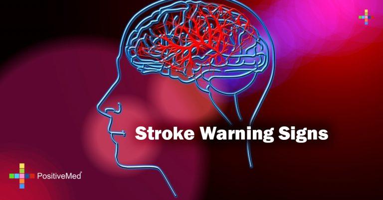 Stroke Warning Signs
