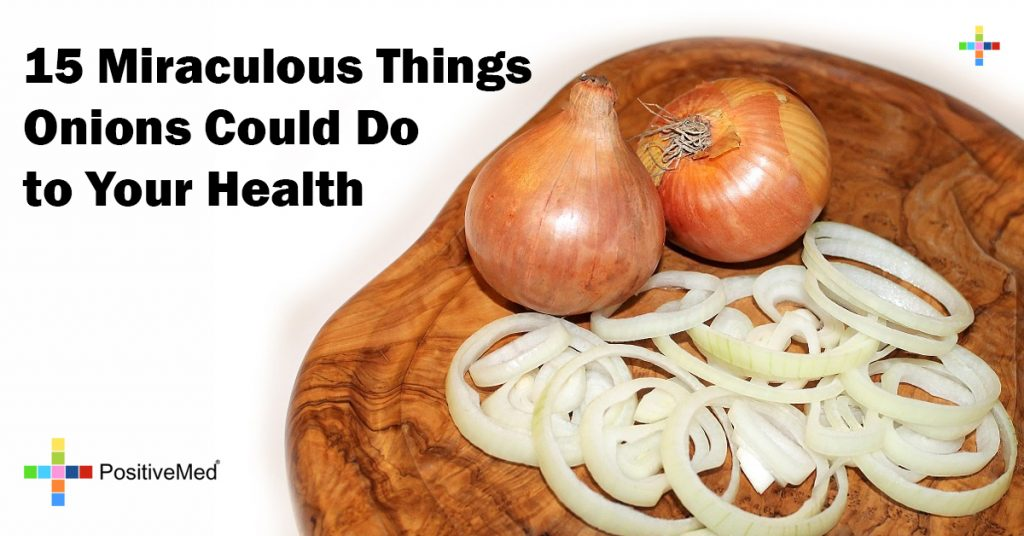 15 Miraculous Things Onions Could Do to Your Health