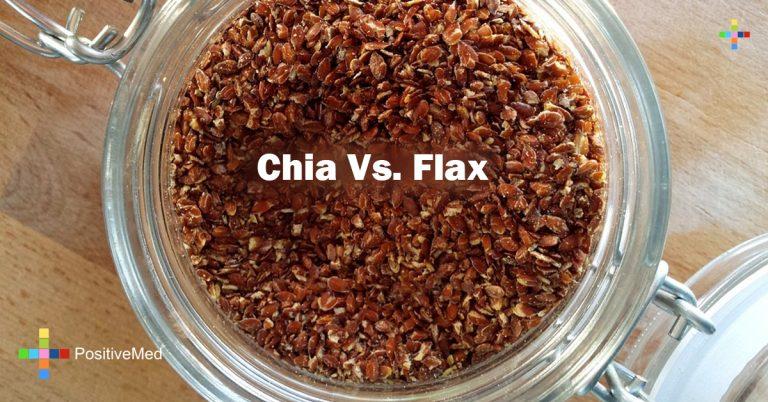 Chia Vs. Flax