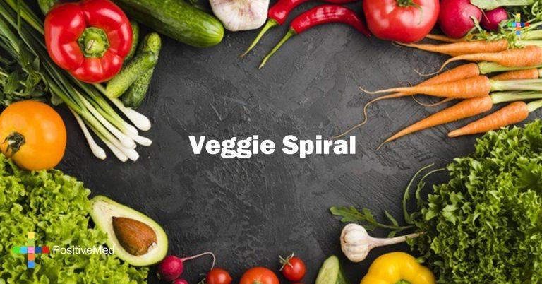 Veggie Spiral