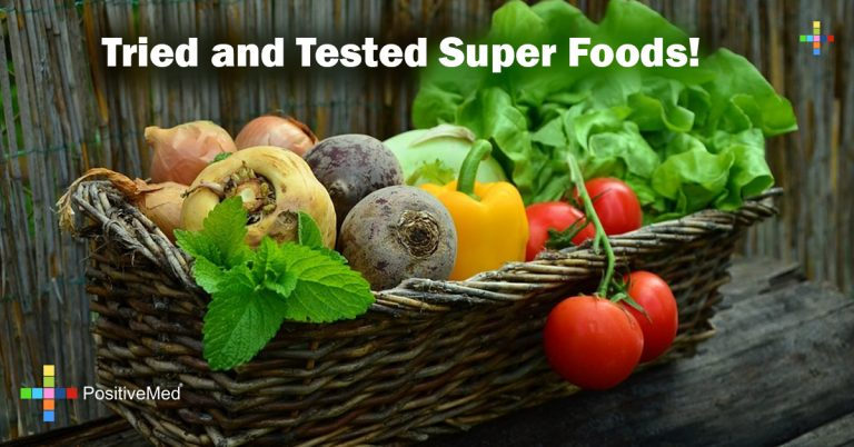 Tried and Tested Super Foods!