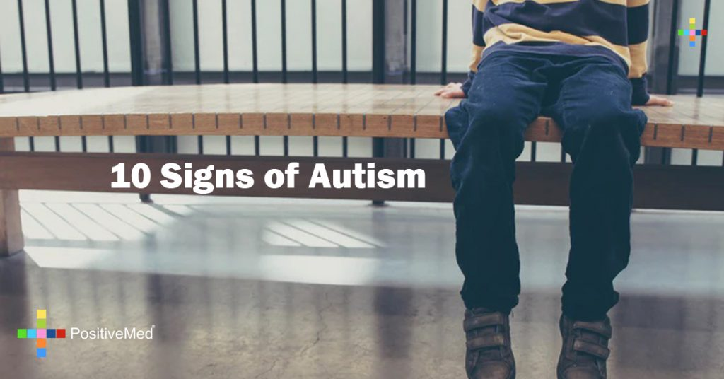10 Signs of Autism